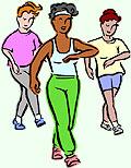 léčba cukrovky - aktivní pohyb